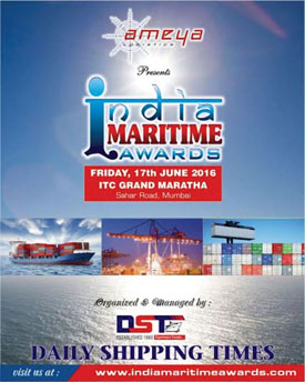 India Maritime Awards Brochure