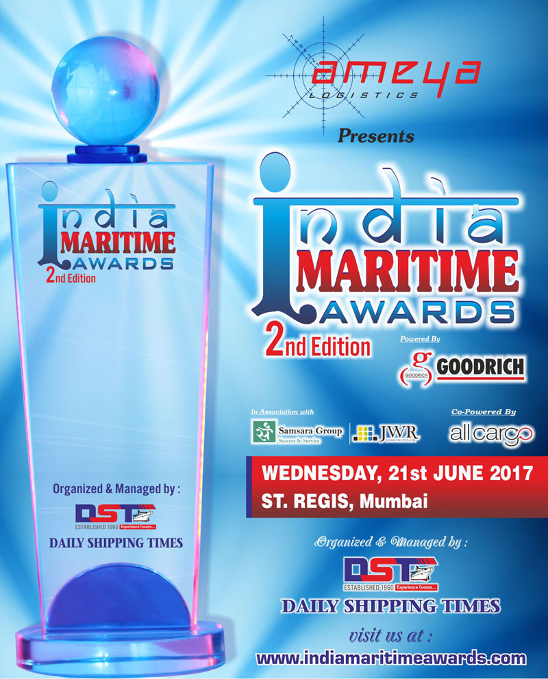 India Maritime Awards - 2nd Edition Brochure