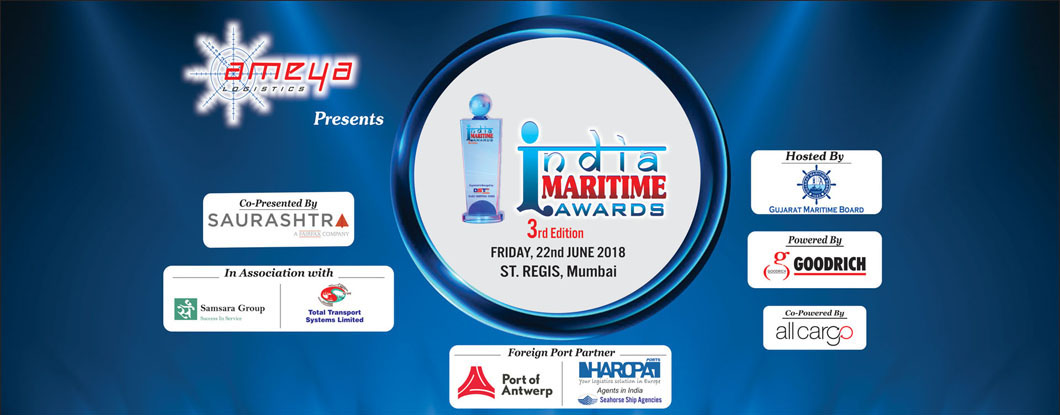 India Maritime Awards - 3rd Edition